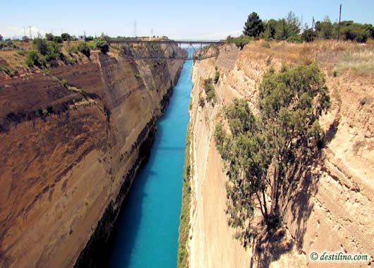 canal-grece